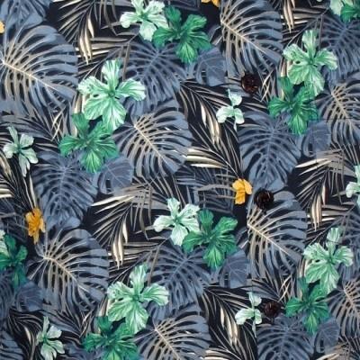 Foto van Overhemd korte mouw, fern navy