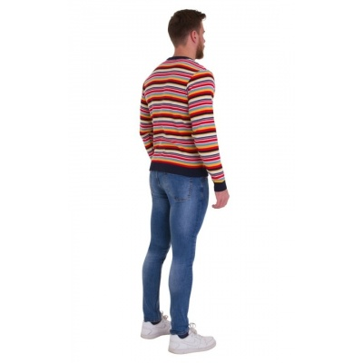 Foto van Jumper Retro multistripe