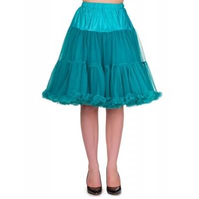 Foto van Petticoat Starlite over de knie met extra volume Emerald
