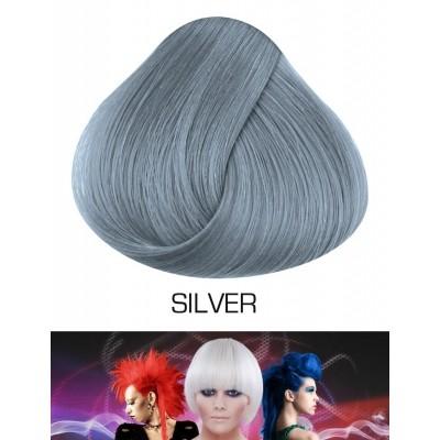 Foto van Semi Permanente Haarverf Silver (voor gebleekt haar)