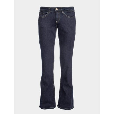 ATO Berlin, jeans Fred Assama donkerblauw
