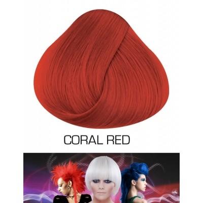 Semi permanente haarverf Coral Red