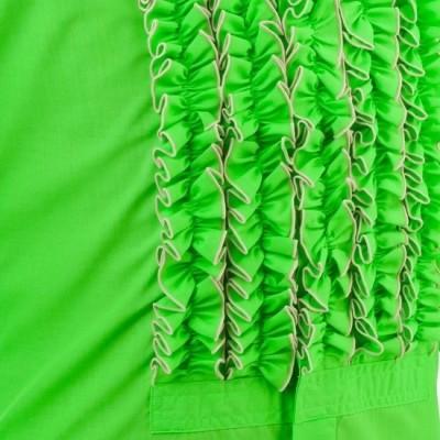 Foto van Chenaski | Overhemd Ruche Lime