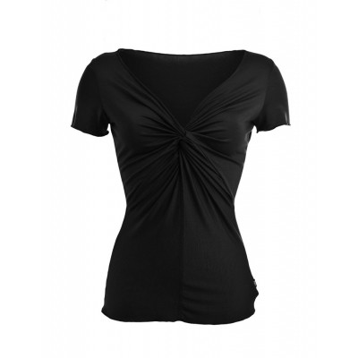 T-Shirt Angie Zwart