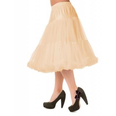 Foto van Petticoat Lifeforms Kuitlang met extra volume, champagne