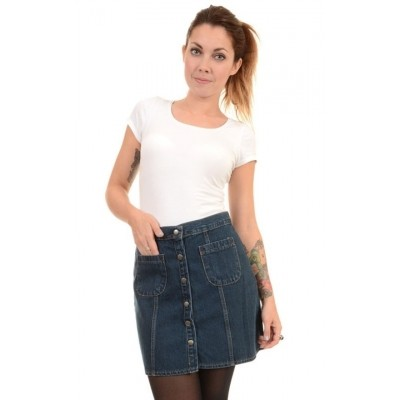 Rok Retro Stonewash Denim