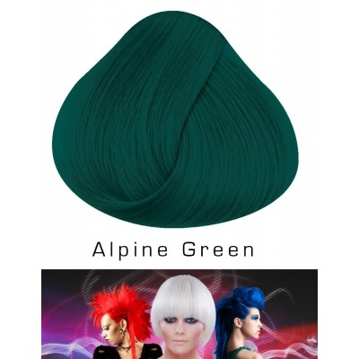 Directions | Semi permanente haarverf Alpine Green