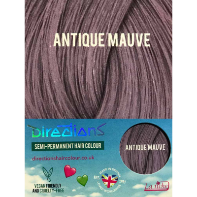 Foto van Directions | Semi Permanente Haarverf Antique Mauve