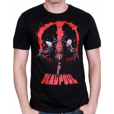 Foto van T-shirt Deadpool Attack