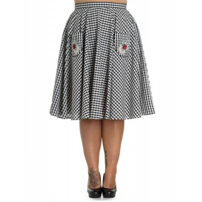 Rok 50ties Lady Bird Queensize