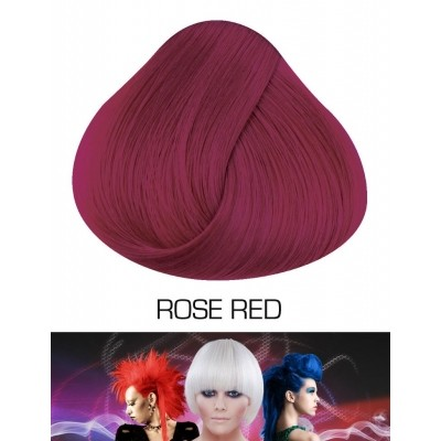 Foto van Directions | Semi Permanente Haarverf Rose Red