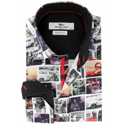 Foto van Overhemd James Dean print