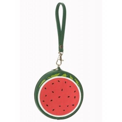 Portemonnee in Meloenvorm