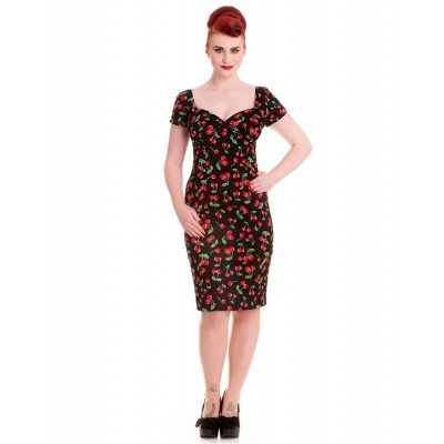 Foto van Jurk Cherry Pie Pencil Dress