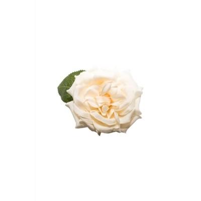 Foto van Haar clip Garden rose creme