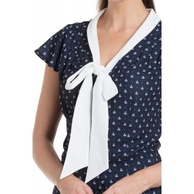 Foto van Blouse Susan nautical