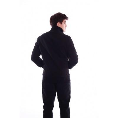 Foto van Vest Boy, zwart met steekzakken