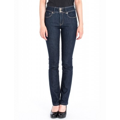 Jeans Jackie donkere denim