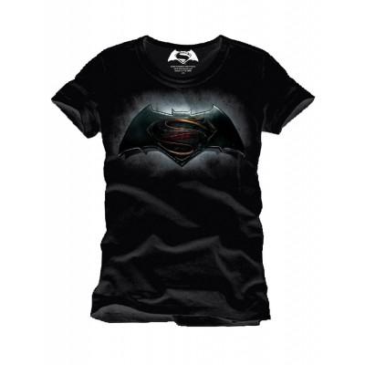 Foto van T-Shirt Batman vs Superman Logo