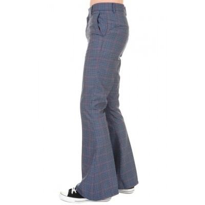 Foto van Pantalon met wijde pijp Presley