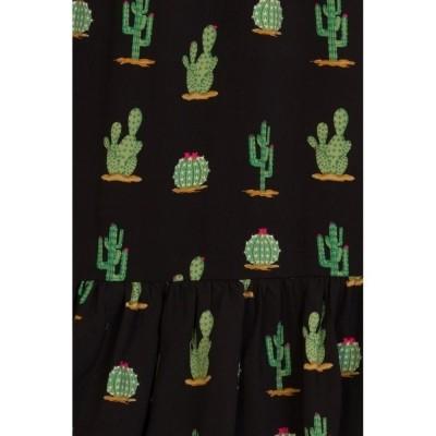 Foto van Jurk Carmen cactus gypsy