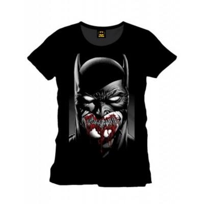 T-Shirt Batman Dark Smile
