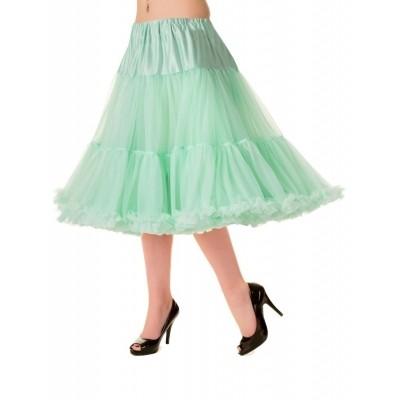 Foto van Petticoat Starlite over de knie met extra volume Mint