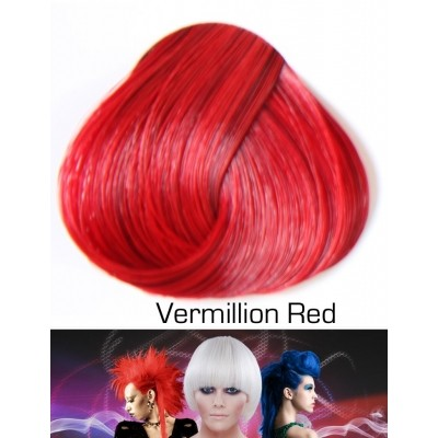 Foto van Directions | Semi Permanente Haarverf Vermillion Red