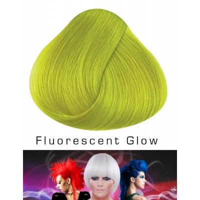 Semi Permanente Haarverf Fluorescent Glow