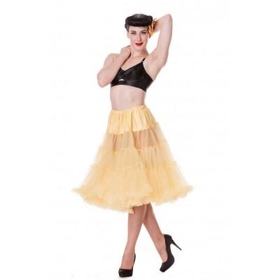 Petticoat Long Yellow