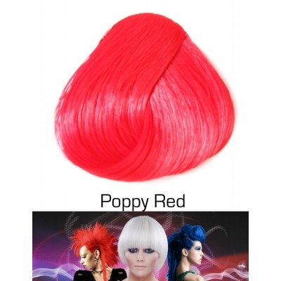 Foto van Directions | Semi Permanente Haarverf Poppy Red