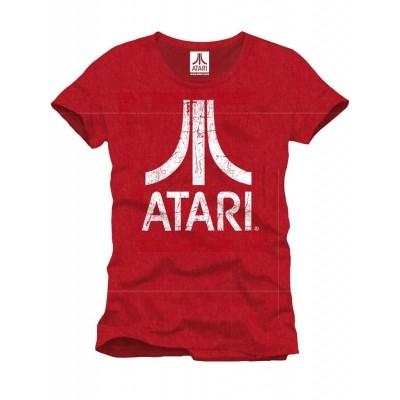 T-shirt Atari Distress Logo