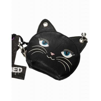 Portemonnee Feline, met katten snoetje