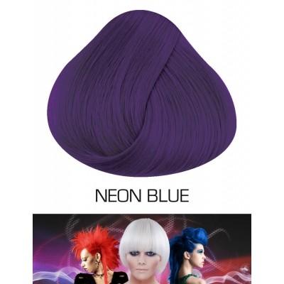 Foto van Semi Permanente Haarverf Neon Blue