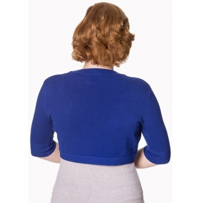 Foto van Bolero Hudson royal blue