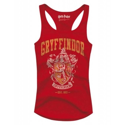 Tank Top Harry Potter Gryffindor Old School