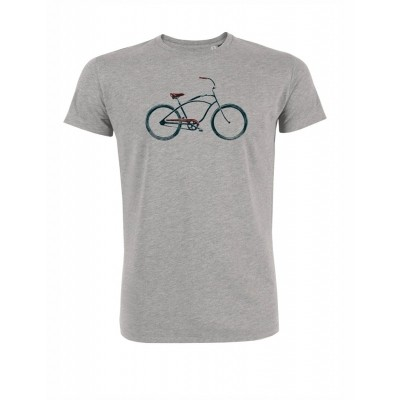 Foto van T-shirt Beach Cruiser Heather Grijs