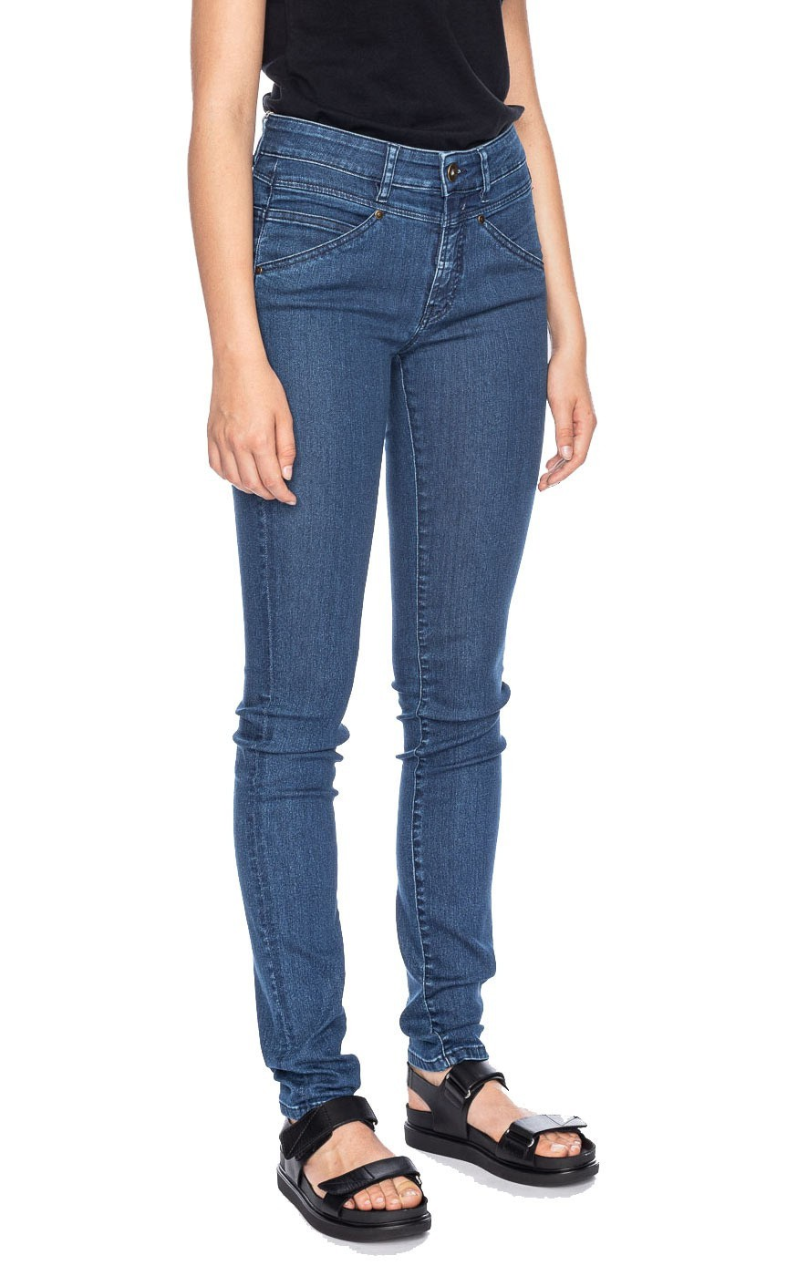 Jeans Kandy blauw used wassing