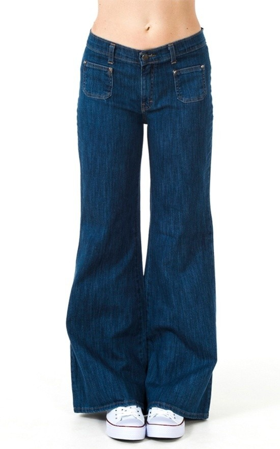 Jeans Seventies Bellbottom Denim