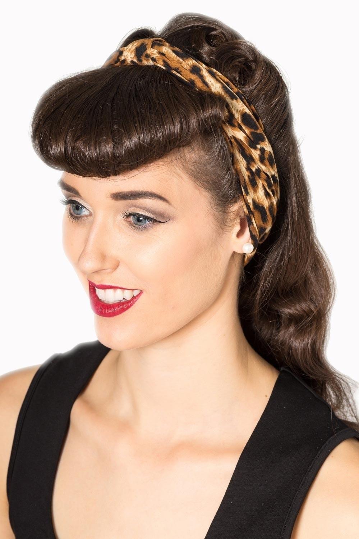 Haarband, Year around leopard