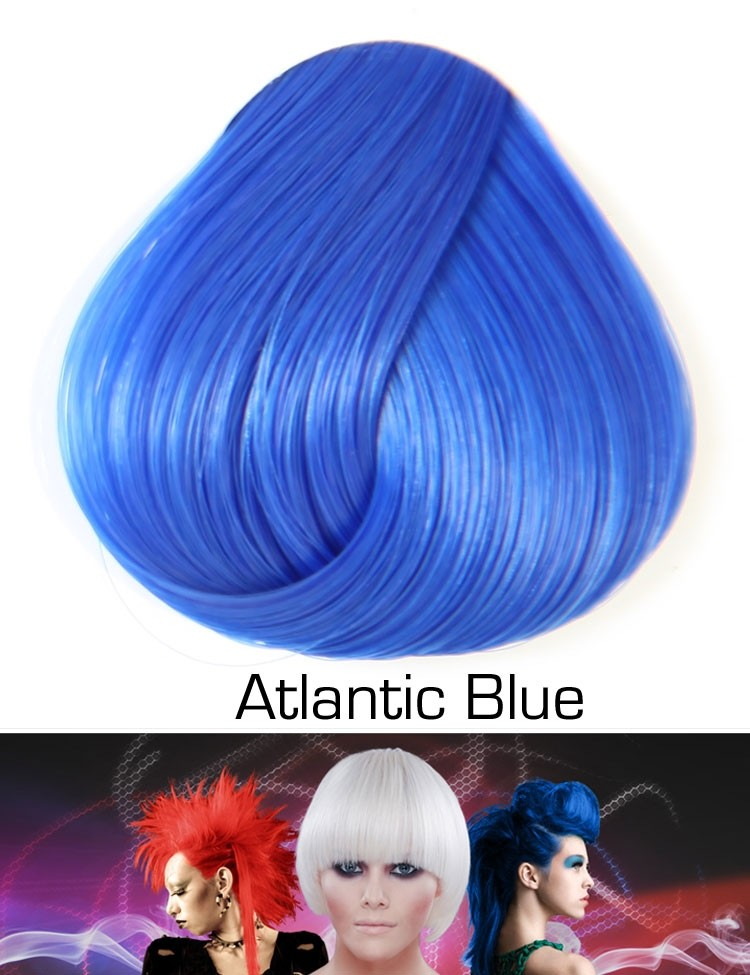 Semi Permanente Haarverf Atlantic Blue