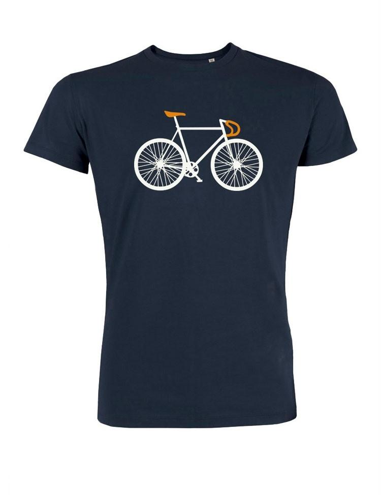 T-shirt Bike Two Navy