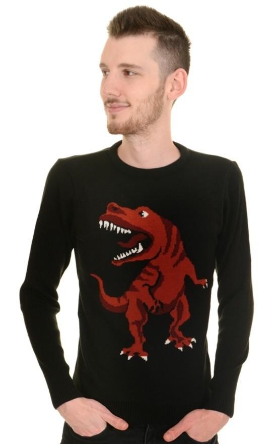Trui Dino Hipster 70s