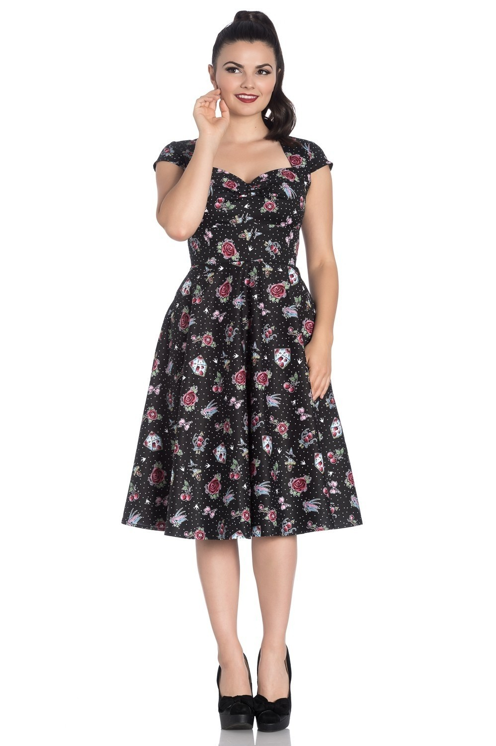 Jurk Stevie 50's dress