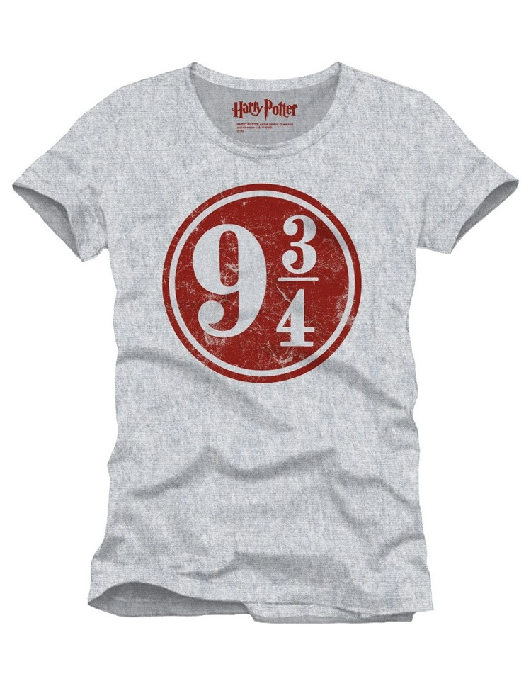 T-shirt 9 3/4 Harry Potter