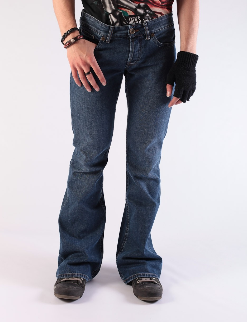 Jeans Flared Fred Jackson