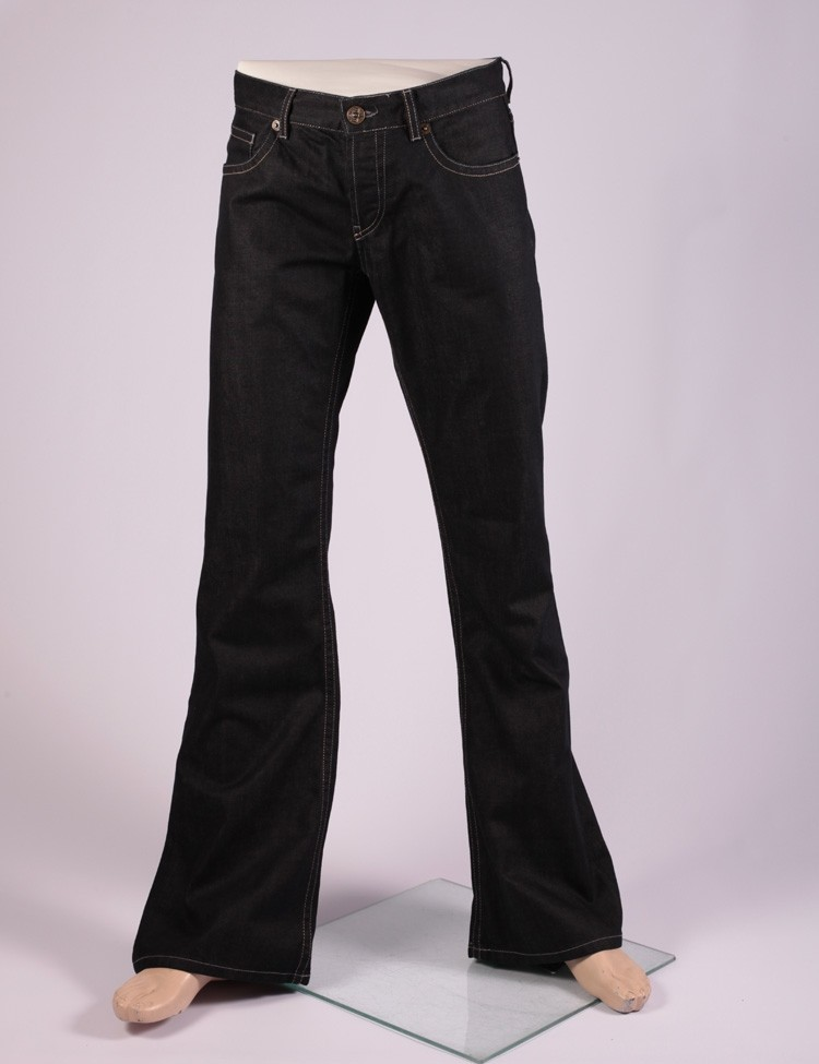 Jeans Fred Donkerblauw