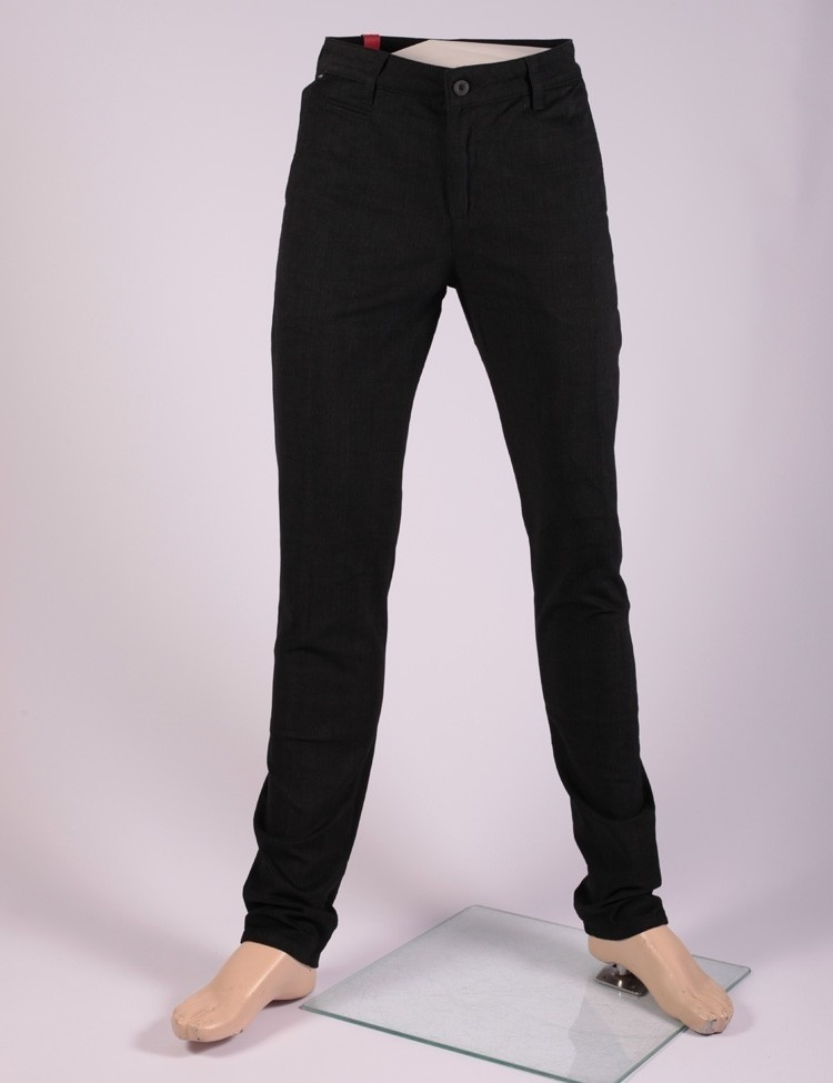 Pantalon Dino Grijs Zwart