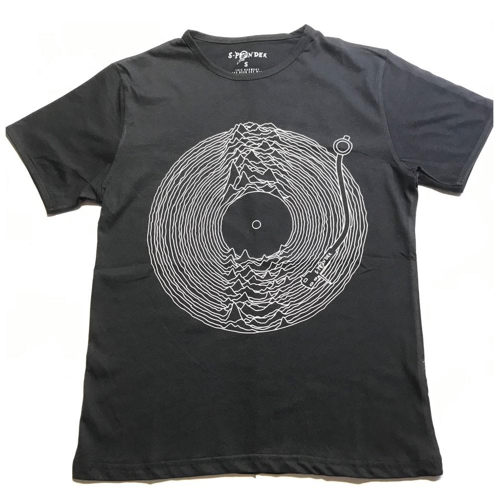 T-shirt JY DVSN, zwart