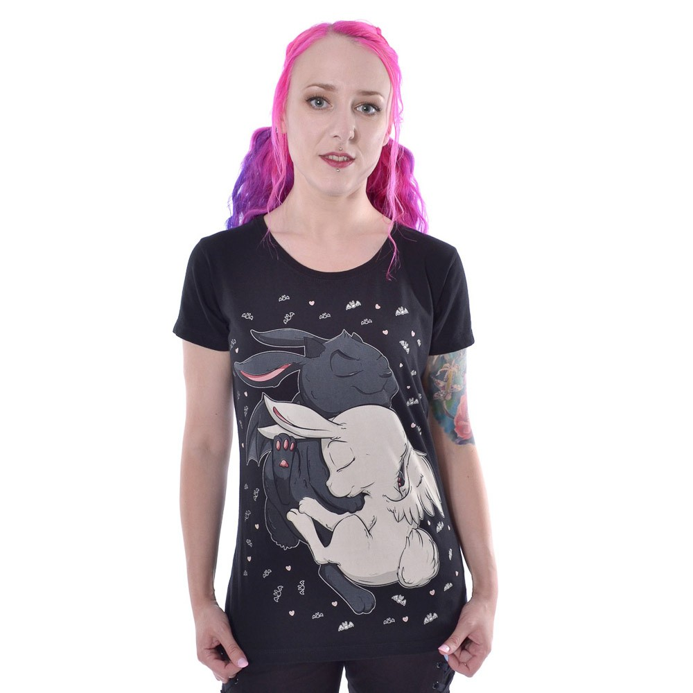 T-shirt Dream bunny